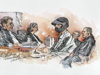 Amsterdamse crimineel zat straf uit vanwege cocaïnesmokkel