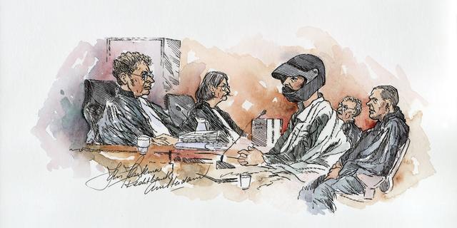 'Beroepscrimineel Mink K. kan Libanon niet uit'