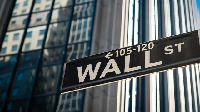 Gebeurtenissen Washington drukt Wall Street