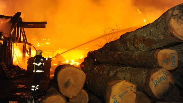 Acht jaar cel voor 'Gooise pyromaan'