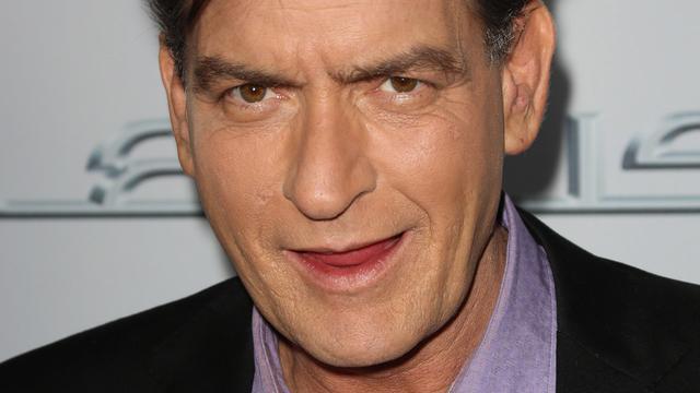 Charlie Sheen gechanteerd met sekstape