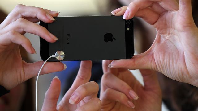 'Apple beperkt marktwerking op telecommarkt'