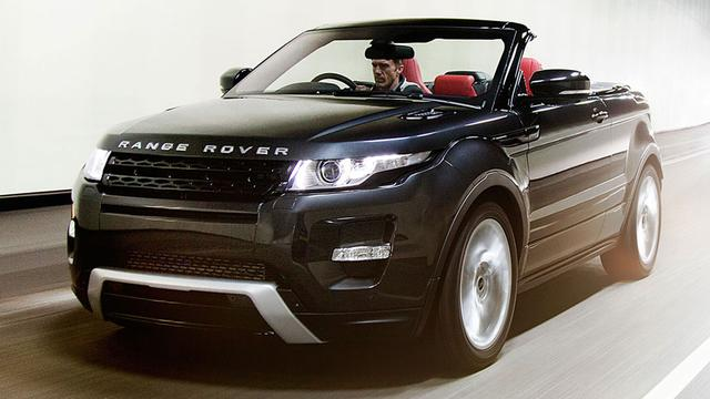 Land Rover toont luxueuze Range Rover Evoque