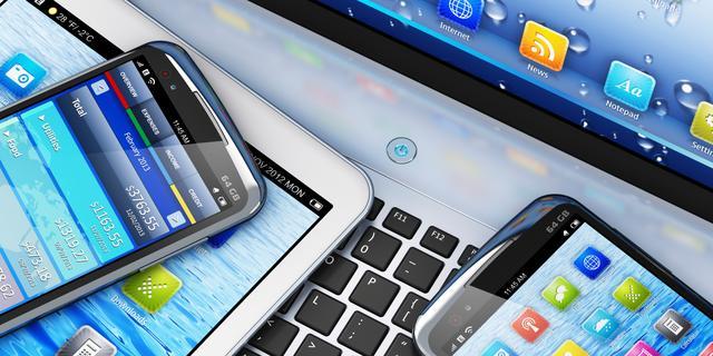 'Omzet apps over vijf jaar vertienvoudigd'