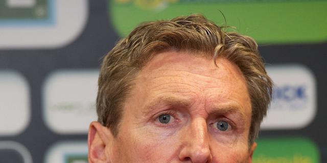 Coach Zulte: 'Iedereen is te pakken'