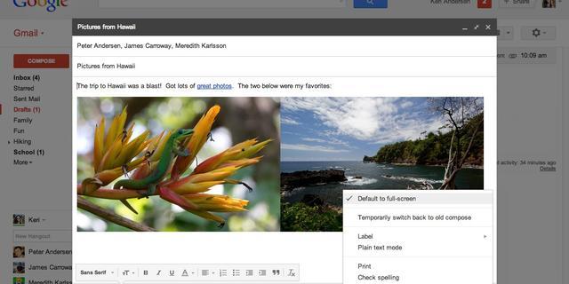 Google schakelt iedereen over op nieuwe Gmail-lay-out