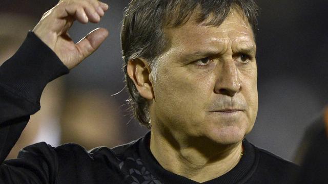 'Martino nieuwe hoofdtrainer FC Barcelona'