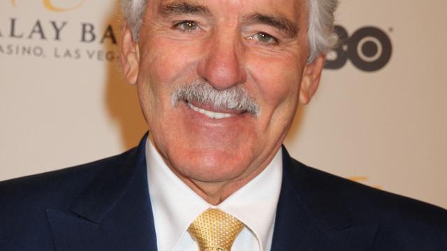 Dennis Farina had longkanker