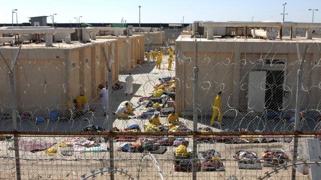 Al-Qaida Irak eist aanvallen op gevangenissen op