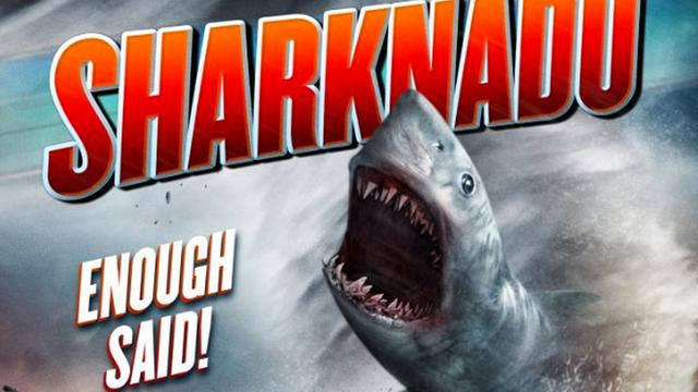 Ian Ziering kreeg slappe lach van Sharknado 2