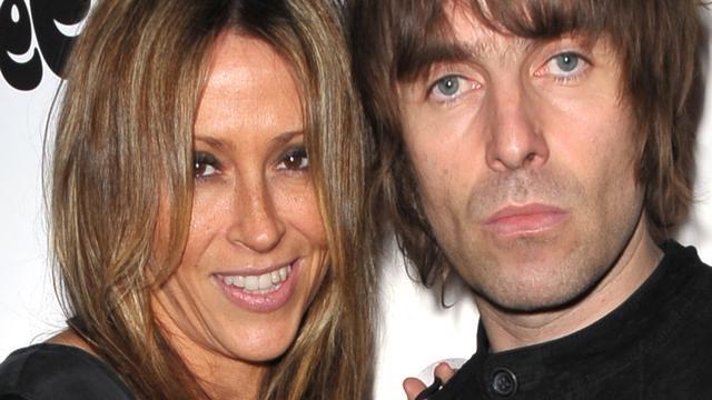 Liam Gallagher gespot zonder trouwring