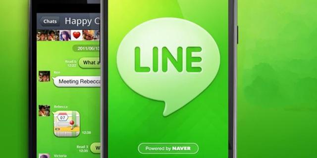 Chatapp Line standaard op Nokia X-toestellen