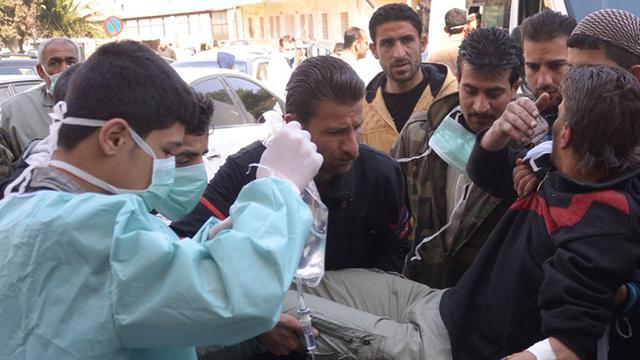 VN-inspecteurs naar Syrië om chemische wapens