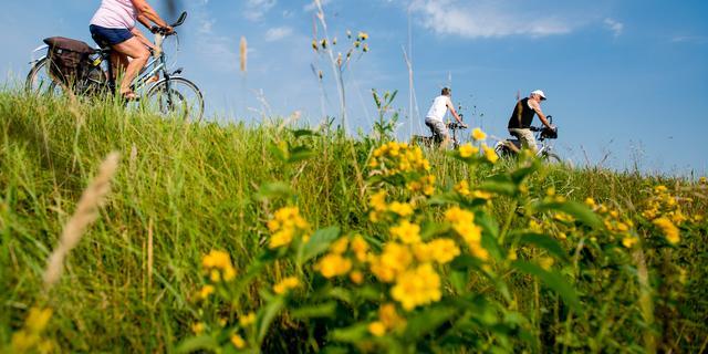 Nederland blijft kampen met droogte