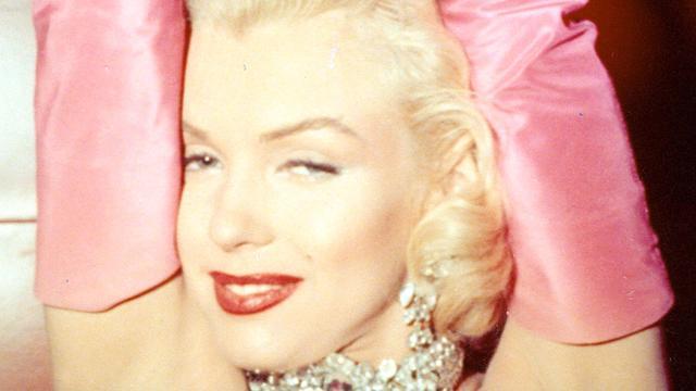 Marilyn Monroe in campagne cosmeticamerk