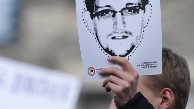 'Snowden vreest voor zijn veiligheid'