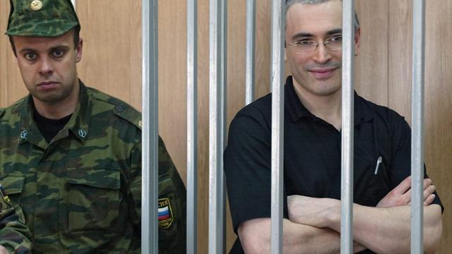 Weer rechtszaak tegen Michail Chodorkovski