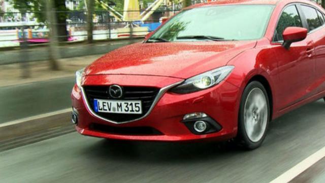 Mazda produceert vier miljoen exemplaren 3