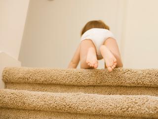 Vrees voor hoogte niet aangeboren