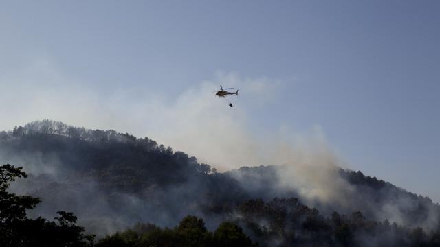 Ergste bosbrand in 14 jaar teistert Mallorca