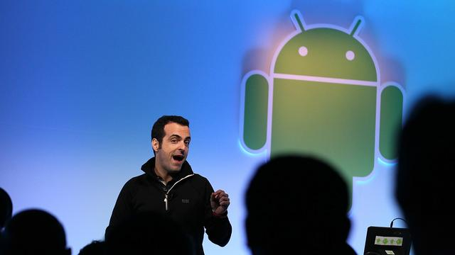 'Android 4.5 geschikter voor zakelijke markt'