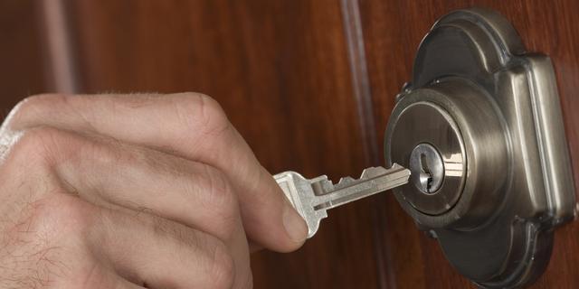 Bank neemt verkeerde huis in beslag