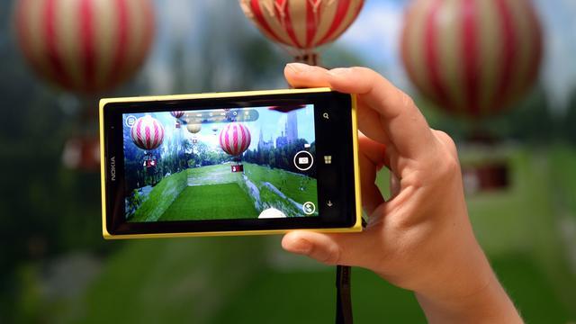 Review: Nokia Lumia 1020 wedt op één paard