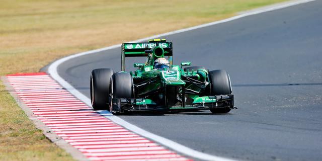 Van der Garde: 'Beste race van het jaar'
