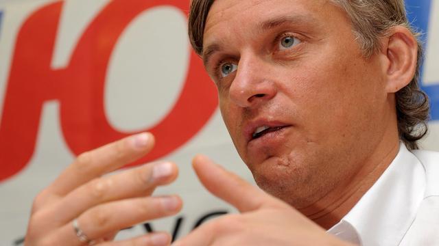 'Tinkov neemt Saxo-Tinkoff over van Riis'
