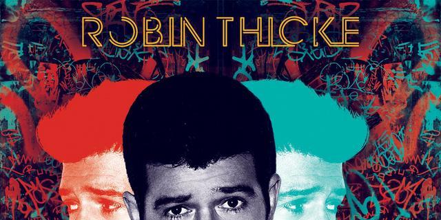 Robin Thicke schrijft muziekgeschiedenis