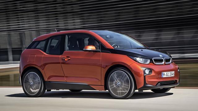 BMW wil in 2020 100.000 elektrische auto's verkopen
