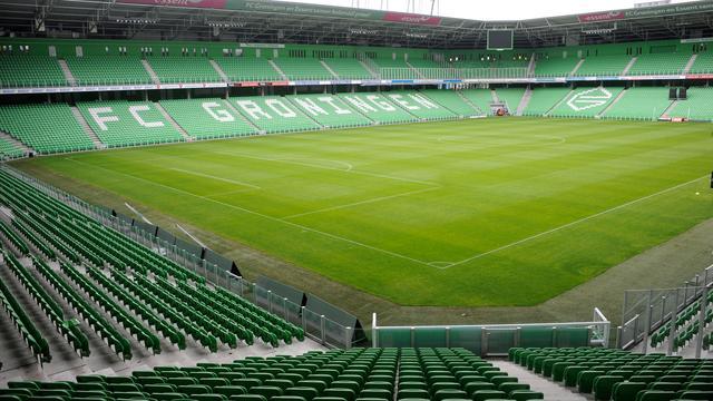 FC Groningen eerste club met zonnepanelen op stadion