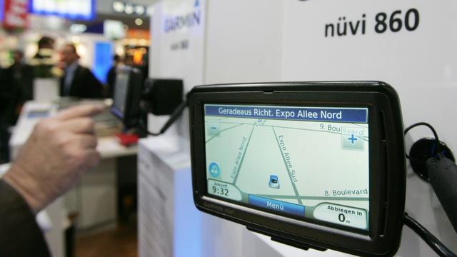 Navigatiebedrijf Garmin ziet omzet en winst stijgen