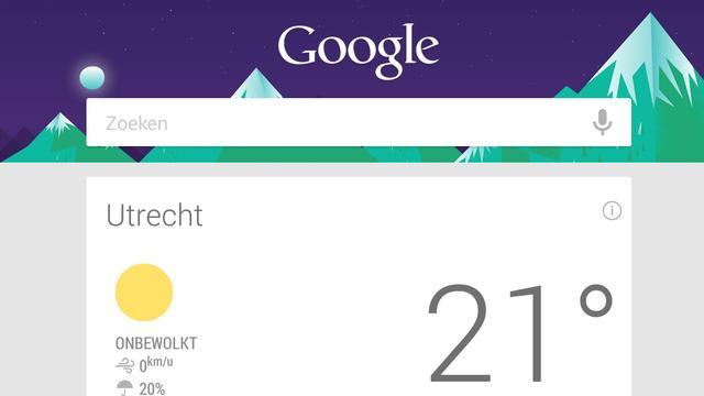 Google Now-interface nu op veel meer Android-apparaten beschikbaar