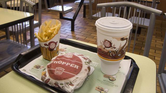 Burger King haalt meer opbrengsten uit bestaande restaurants