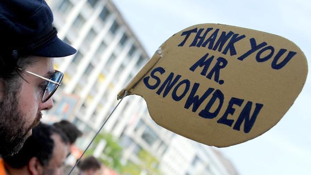 Snowden beschuldigt NSA van bedrijfsspionage