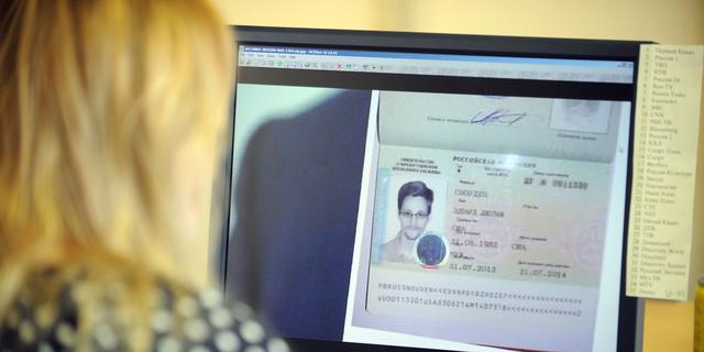 'Meerderheid Nederland voor asiel voor Snowden'