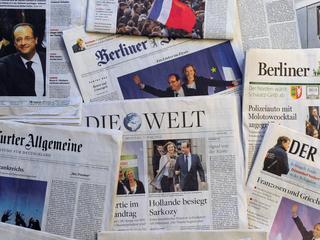 Kranten Bild, Die Welt en Spiegel Online geven toe