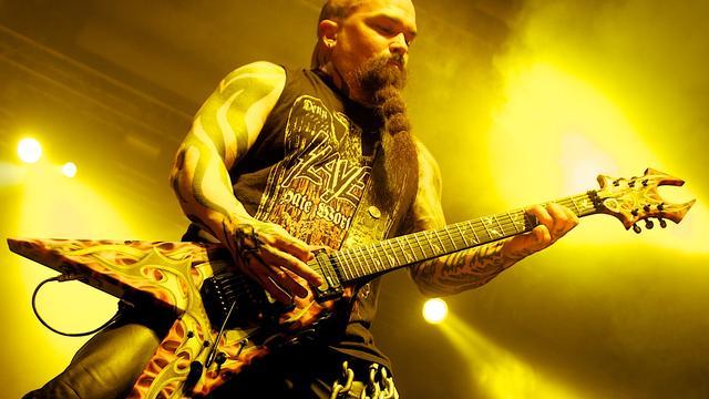 Slayer schrapt optreden Pukkelpop