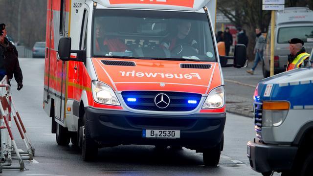 Vier doden bij zwaar auto-ongeval in Duitsland