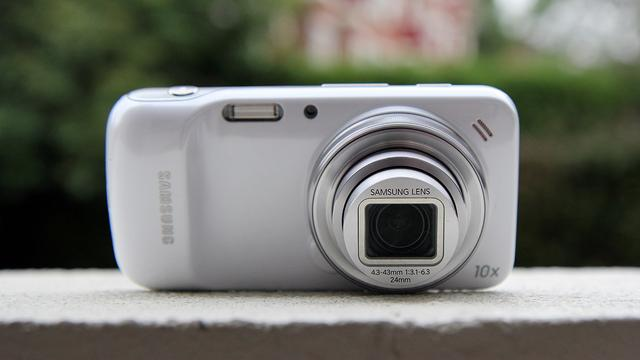 Review: Teleurstellende S4 Zoom met goede camera