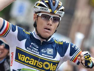De Nederlander is een tweejarig contract overeengekomen met de Belgische equipe uit de World Tour.