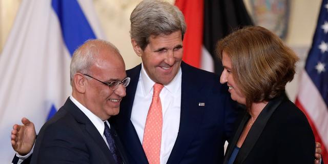 Achtergrond: Rituele vredesdans Midden-Oosten biedt weinig hoop