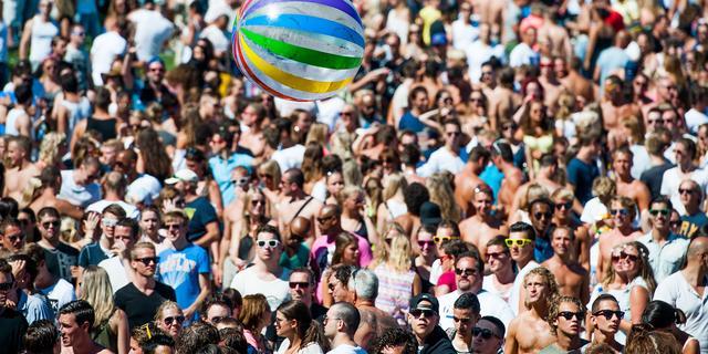 Festivals geven warmtetips en gratis water