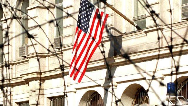 Drie Amerikanen ontvoerd in Bagdad