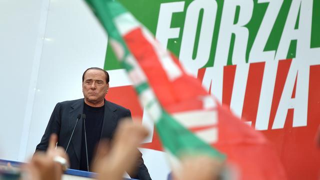 Berlusconi richt Forza Italia opnieuw op