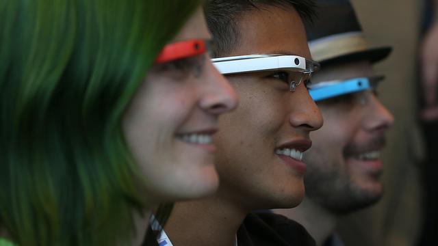 'Google werkt aan drie verschillende opvolgers voor Glass-bril'