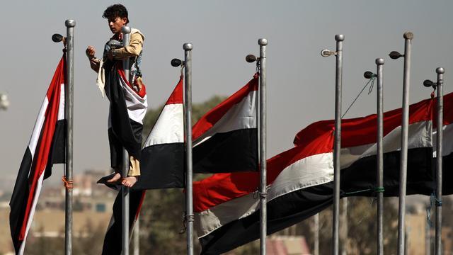 Nieuwe politieke indeling Jemen
