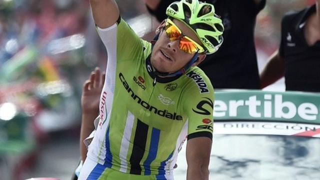 De Marchi rondt vlucht succesvol af in Ronde van Spanje