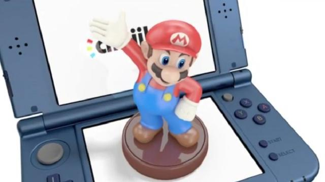 Nintendo onthult nieuwe 3DS met tweede analoge stick